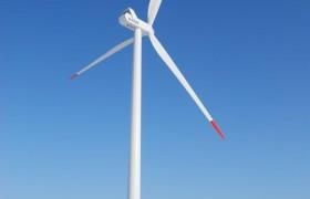 Horní Řasnice, Přípojka VN, TS a zemní práce pro Větrnou elektrárnu (VTE)-01