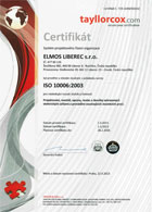 ISO 10006 - Project Management System